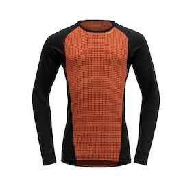 Devold Underställströja Islender Man Shirt Brick/Ink
