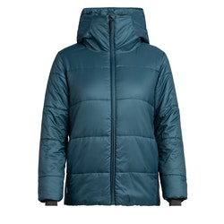 Icebreaker Jacka Wmns Collingwood Hooded Jacket NIGHTFALL