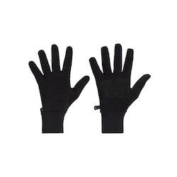 Icebreaker Handskar Adult Sierra Gloves Black