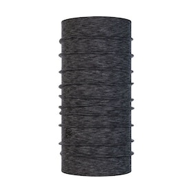 Buff Tubhalsduk Midweight Merino Wool Graphite Multi Stripes