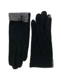 Santacana Madrid Handskar Negro/Gris