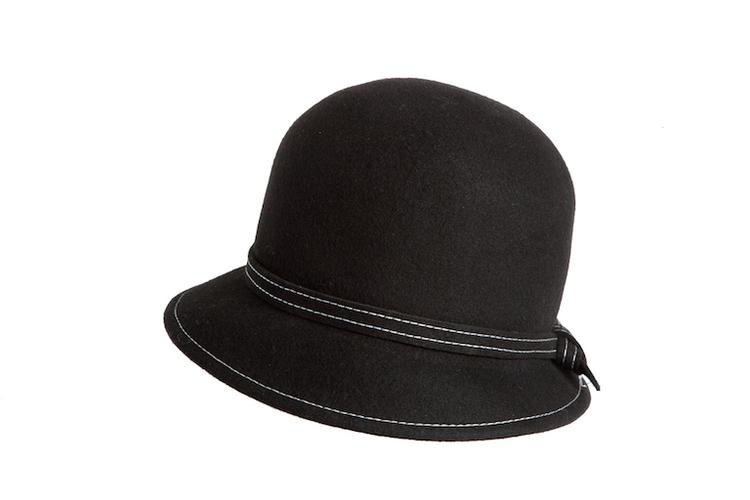 MJM - M.J. Michaelsen Hatt Milan W Black