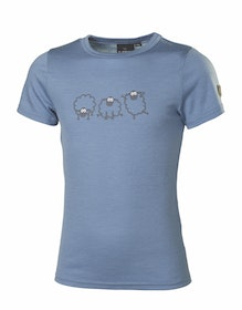 Ivanhoe T-shirt UW jr Jive sheep Blue Shadow