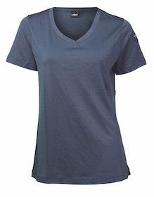 Ivanhoe T-shirt UW Mim Steelblue