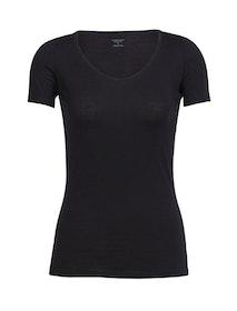 Icebreaker Siren SS Sweetheart Black T-shirt