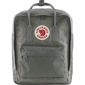 Fjällräven Väska Kånken Re-Wool Granite Grey