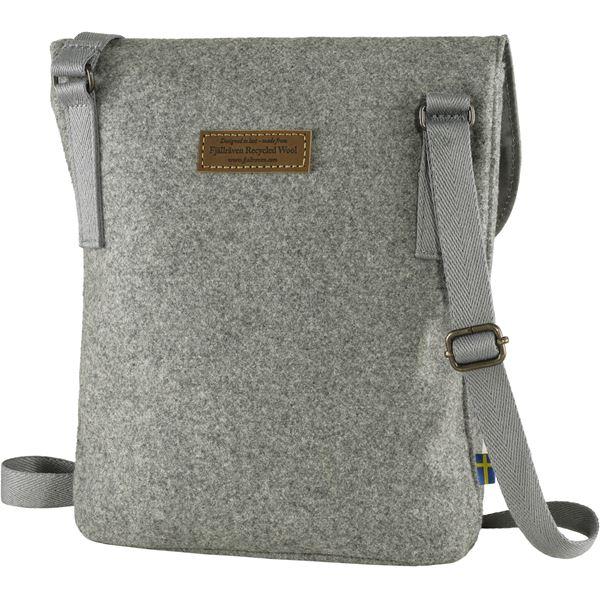 Fjällräven Väska Norrvåge Pocket Granite Grey
