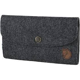 Fjällräven Plånbok Norrvåge Travel Wallet Grey