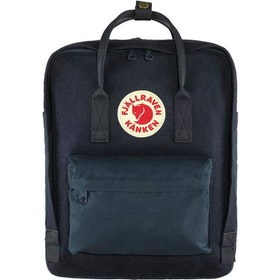 Fjällräven Väska Kånken Re-Wool Night Sky
