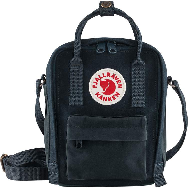 Fjällräven Väska Kånken Re-Wool Sling Night Sky
