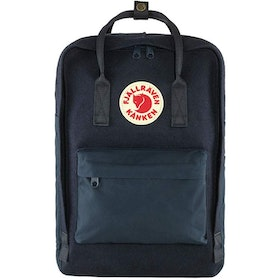 "Fjällräven Väska Kånken Re-Wool Laptop 15"" Night Sky"