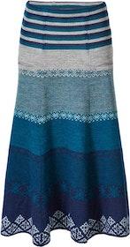 Himalaya Kjol Skirt Sabina Blue Petrol