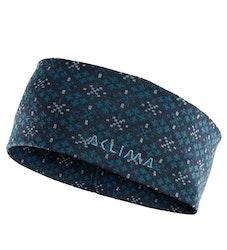 Aclima Pannband DesignWool Glitre Headband Einer