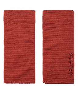 Aclima Handledsvärmare WarmWool Pulseheater Red Ochre