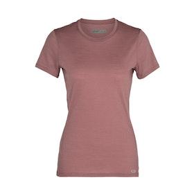 Icebreaker T-shirt Amplify SS Low Crewe Suede