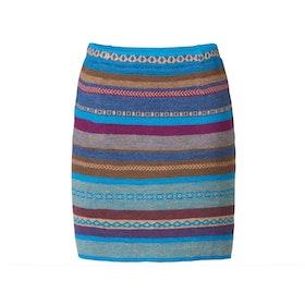 Himalaya Kjol Skirt Emi Blue