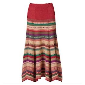 Himalaya Kjol Skirt Sabina Red