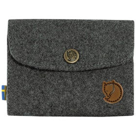 Fjällräven Plånbok Norrvåge Wallet Grey