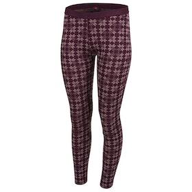 Ulvang Leggings Maristua pants W Fig/Woodrose