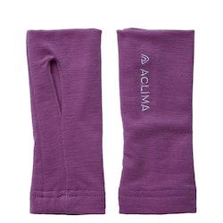Aclima Handledsvärmare WarmWool Pulseheater Sunset Purple