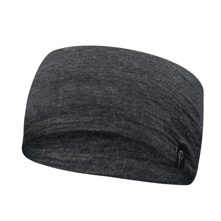 Ivanhoe Pannband Underwool Headband Graphite Marl