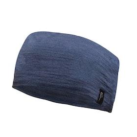 Ivanhoe Pannband Underwool Headband Steel Blue