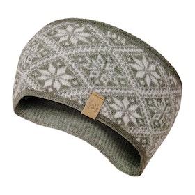 Ivanhoe of Sweden Pannband Freya Headband Lichen Green