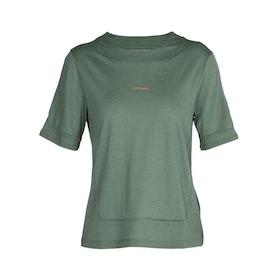 Icebreaker T-shirt Meteroa SS Tee W Sage