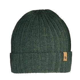Fjällräven Mössa Byron Hat Thin Dark Olive