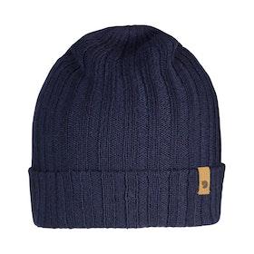 Fjällräven Mössa Byron Hat Thin Dark Navy