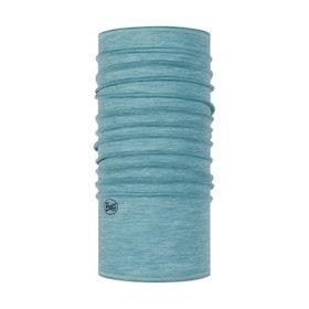 Buff Tubhalsduk Lightweight Merino Wool Solid Pool
