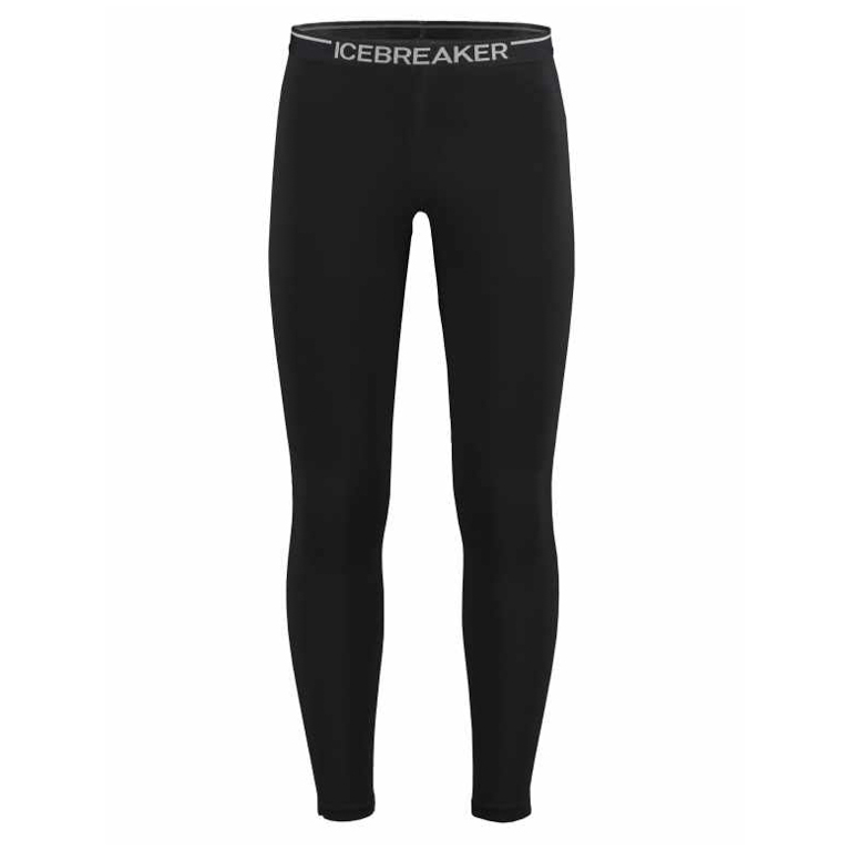 Icebreaker Långkalsonger Zone Leggings M -Black/Monsoon