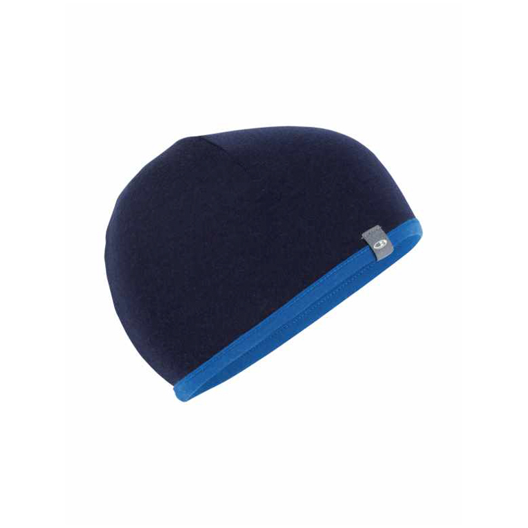 Icebreaker Barnmössa Pocket Hat  Cadet/Midnight Navy