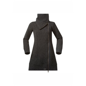 Bergans Kappa Kariel Lady Coat Solid Charcoal