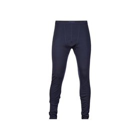 Bergans Långkalsonger Barlind Tights Night Blue/Dusty Blue