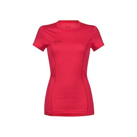 Bergans T-shirt Soleie Lady Tee Strawberry/Red