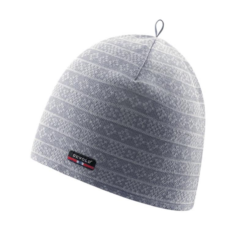 Devold Mössa Alnes Cap -Grey