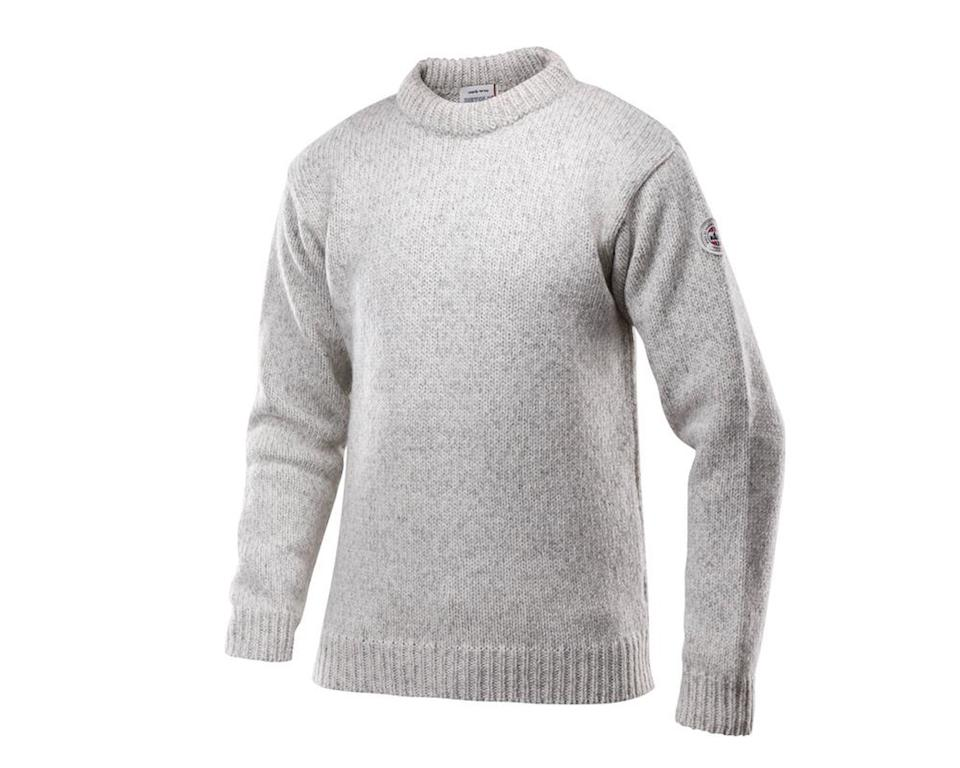 Devold Nansen Sweater Crew Neck Tröja