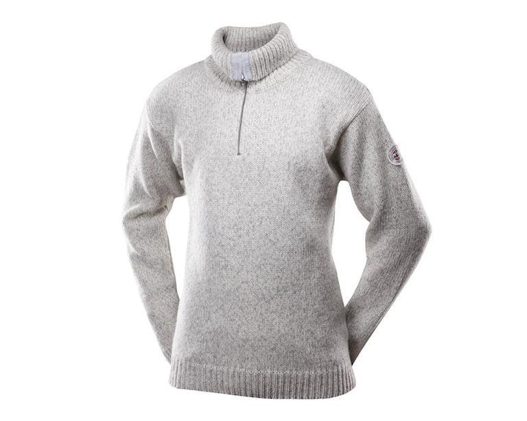 Devold Nansen Sweater Zip Neck Tröja