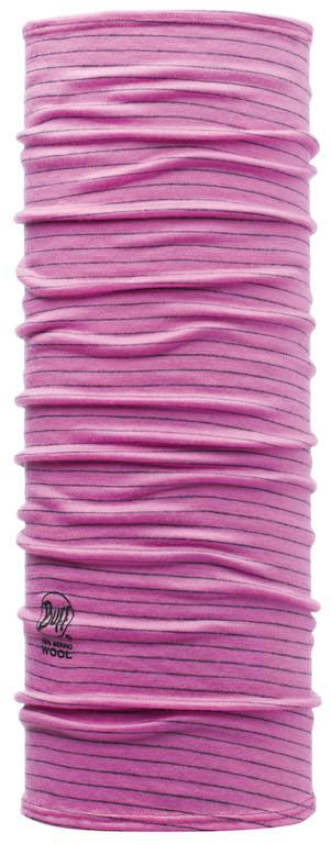 Buff Tubhalsduk Wool JR & Child Roze
