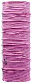 Buff Tubhalsduk Wool JR & Child Roze