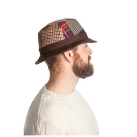 MJM - M.J. Michaelsen Hatt Duke Patch Brown