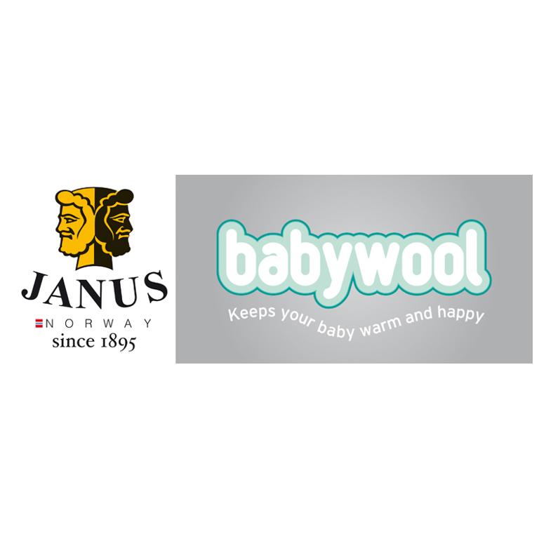 Janus Strumpbyxa Babyull Rosa