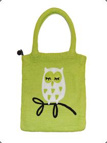 Klippan Yllefabrik Tree Owl Väska