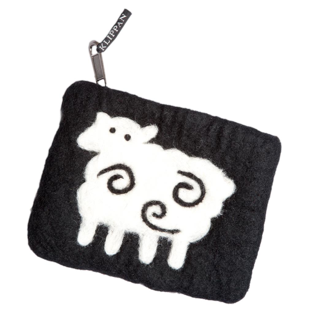 Klippan Yllefabrik Black Sheep Börs