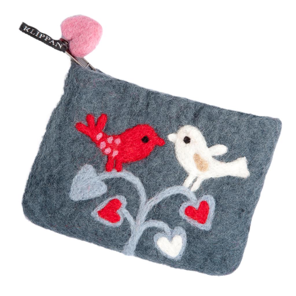 Klippan Yllefabrik Love-Birds Börs