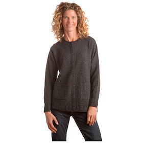 Two Danes Kofta Luna Cardigan Black Oyster