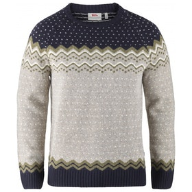 Fjällräven Tröja Övik Knit Sweater Navy
