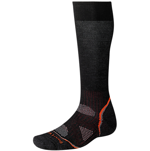 Smartwool strumpor PhD Mountaineering Black