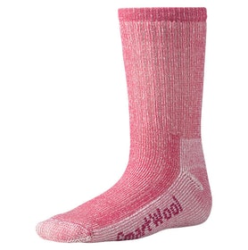 Smartwool barnstrumpor Kids Hiking Medium Crew Peony
